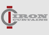 Iron Curtains Logo