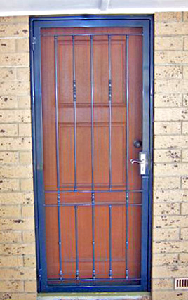 Security Doors Adelaide Heritage And Modern Security