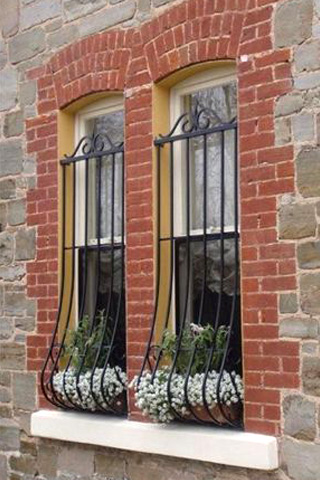 Iron Curtains Adelaide Wrought Iron Security Doors And